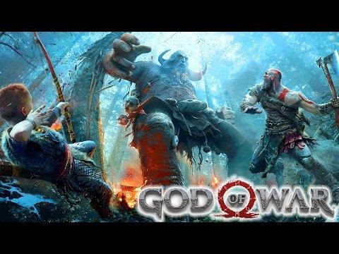 Трейлер игры God of War