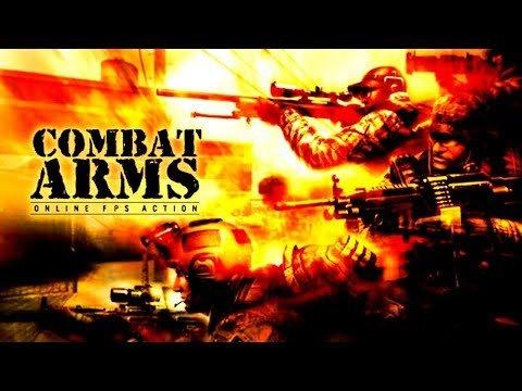 Геймплей игры Combat Arms