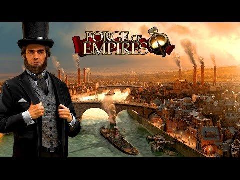 Геймплей игры Forge of Empires