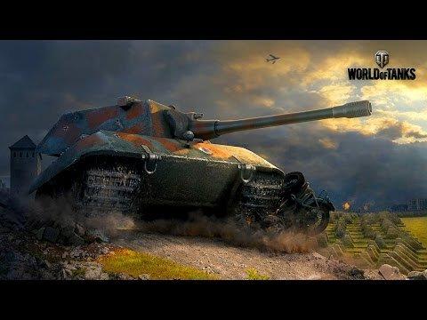 Трейлер игры World of Tanks