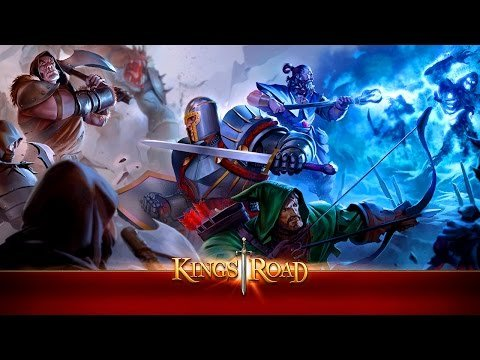 Трейлер игры KingsRoad
