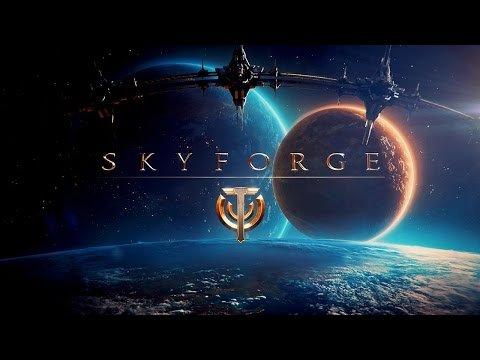 Трейлер игры Skyforge