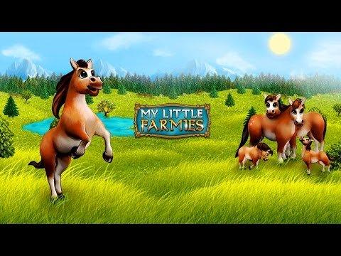 Трейлер игры My Little Farmies