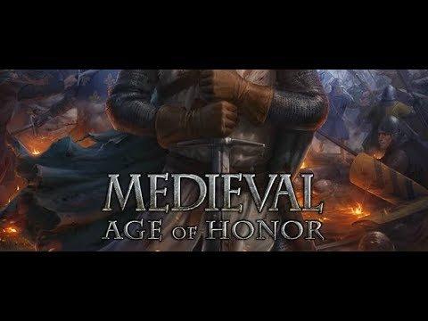 Medieval: Age of Honor геймплей. Игры стратегии про средневековье