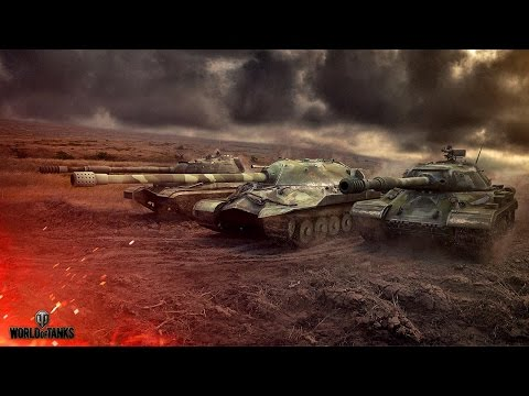 Геймплей игры World of Tanks