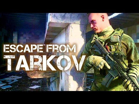 Геймплей игры Escape from Tarkov
