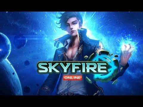 SkyFire геймплей. Новая браузерная игра от Gamenet