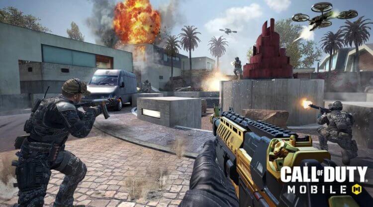 Call of Duty Mobile: первые впечатления