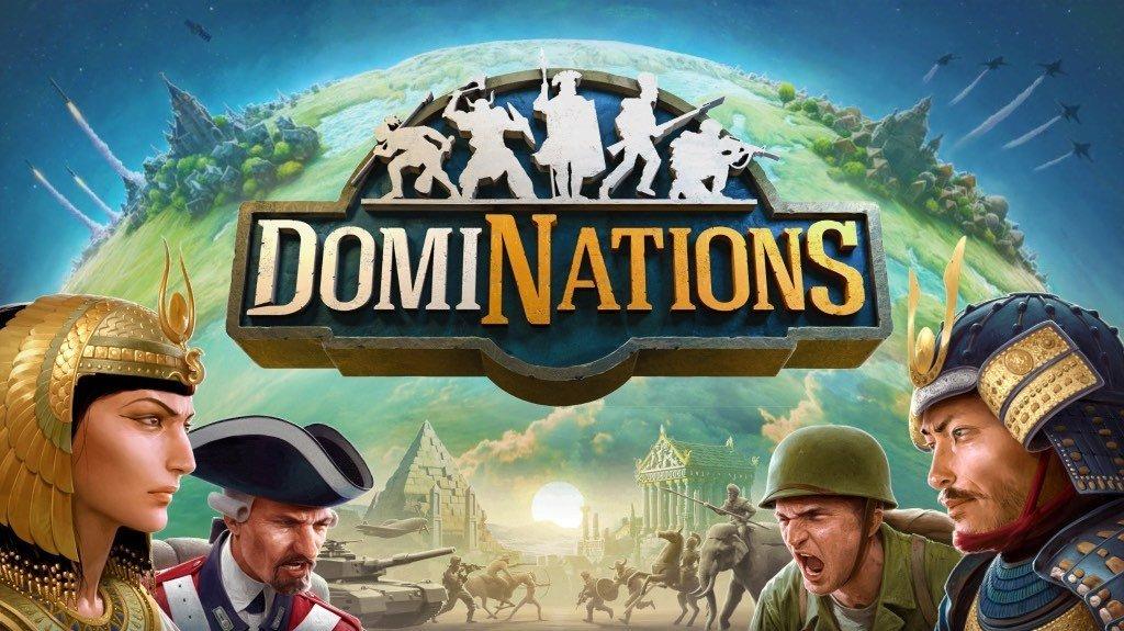 DomiNations: от топоров до танков за несколько дней