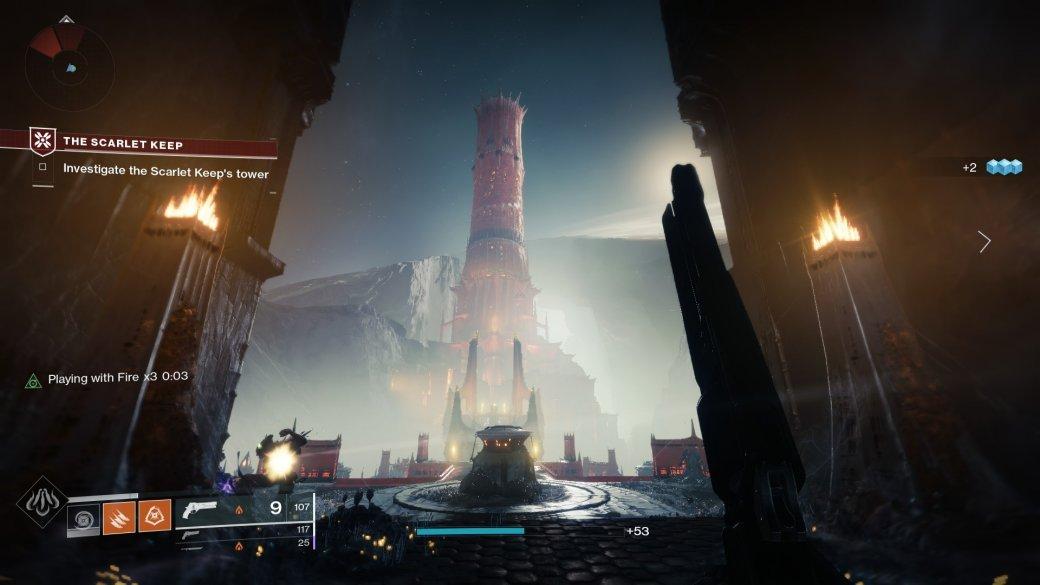 Destiny 2: Shadowkeep — шаг назад по сравнению с отличным дополнением Forsaken