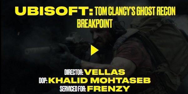 В Украине снимался трейлер Tom Clancy's Ghost Recon Breakpoint