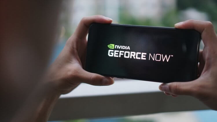 Игровой сервис GeForce Now для Android заработал в России