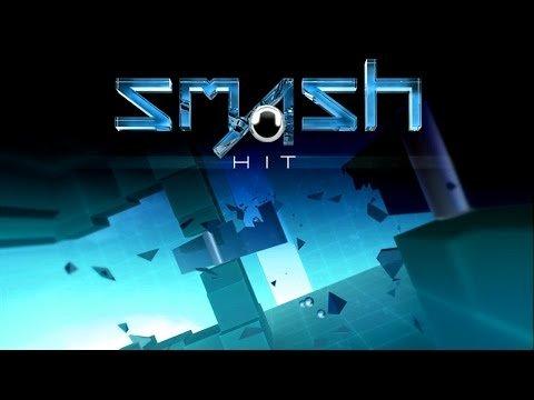 Трейлер игры Smash Hit для Андроид
