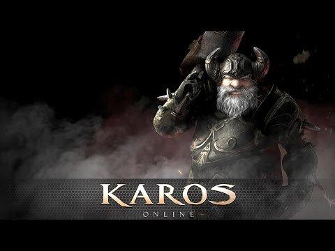 Геймплей игры Karos Online