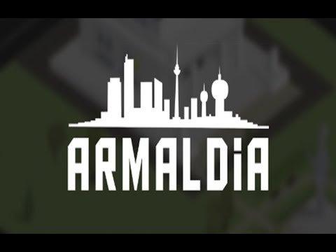 Armaldia Gameplay. Градостроительные стратегии