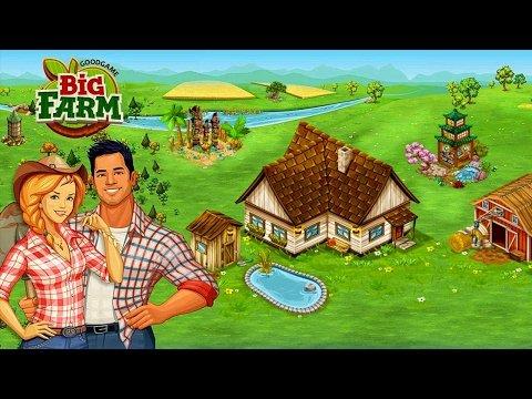 Трейлер игры Биг Фарм