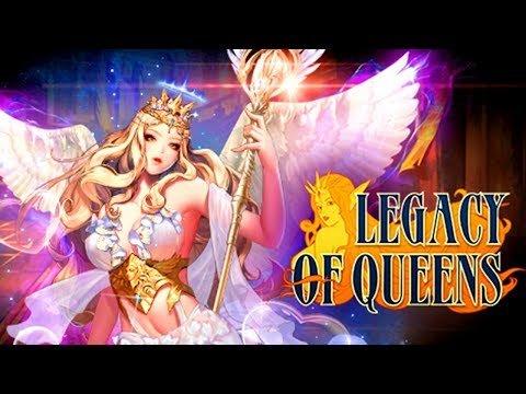 Геймплей игры Legacy of Queens